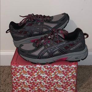 Women's ASICS Gel Venture 6 Sneakers NEW SIZE 7